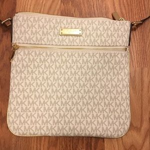 Michael Kors Handbag with gold strap